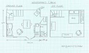 Rustic Cabin Floor Plans by Gallery The Rustic Off Grid Woodsman U0027s Cabin Small House Bliss