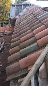 Concrete Tile Roof Repair Clay Concrete Tile Roof Repair In The Pacific Northwest Cc L