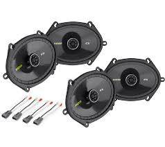 fender mustang 1 speaker upgrade 2005 2014 mustang kicker cs speaker upgrade kit cs68