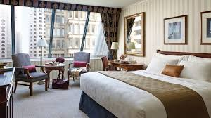 Boston Luxury Rooms  Suites Accommodation The Langham Boston - Two bedroom suite boston