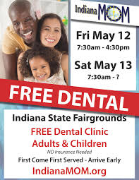 free dental clinic indianapolis cass county calendar