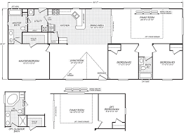 Double Wide Mobile Home Floor Plans New Factory Direct Mobile Homes For Sale From 19 900