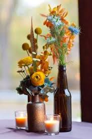 Beer Centerpieces Ideas by Beer Bucket Centerpieces Beer1 50th Party Pinterest