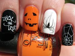 designs for halloween interesting nail designs for halloween