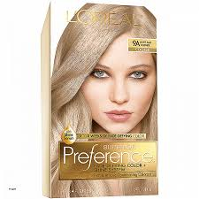 best boxed blonde hair color hair reddish blonde hair dye loreal best of l oreal 9a cooler