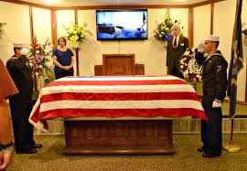 Flag Folding Ceremony Hundreds Pay Last Respects To Homeless Navy Vet U003e Tinker Air Force