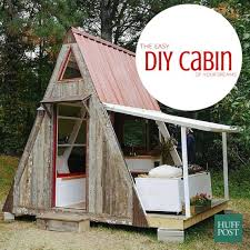 Cheap Hunting Cabin Ideas Damn Simple U0027 Tiny House Costs Just 1 200 To Build Yourself Tiny