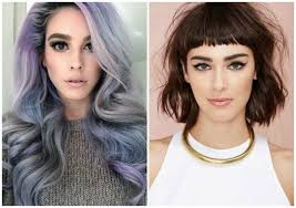 haircuts 2017 fall unique hair color trends fall winter 2017