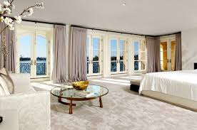 Master Bedroom Double Doors French Door Curtains Beautiful Window Treatments For Bedrooms