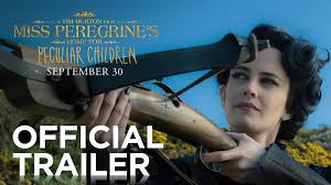 House For House Miss Peregrine U0027s Home For Peculiar Children Official Trailer Hd