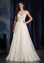 illusion neckline wedding dress princess illusion neckline wedding dress 88 about wedding