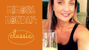 how to make a classic champagne mimosa youtube