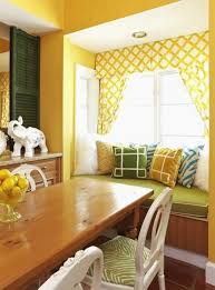 Green Colour Curtains Ideas Yellow And Green Kitchen Curtains Inspirations 25 Ideas For Dining