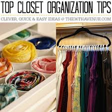 top 10 closet organization ideas the 36th avenue