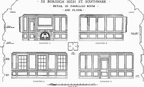 royal courts of justice floor plan borough high street british history online