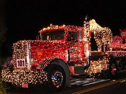 geyserville tree lighting and tractor parade of lights sonoma