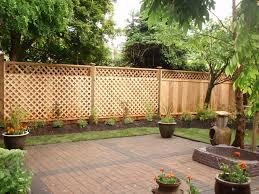Creative Backyard How Do Creative Backyard Fencing Ideas U2014 Fence Ideas Fence Ideas