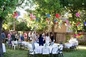 birthday party ideas innovation ideas backyard birthday party decorating of gardening