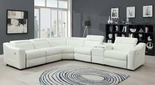 White Leather Sleeper Sofa Sofa White Sofa Set Rueckspiegel Org