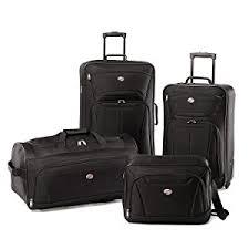 amazon kindle fire 8 inch black friday deal amazon com american tourister luggage fieldbrook ii 4 piece set
