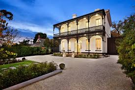Victorian House Style Contemporary Victorian House In South Yarra Melbourne