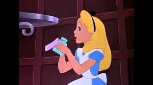 Alice Wonderland Doorknobs