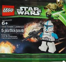 lego volkswagen mini lego star wars clone trooper lieutenant minifigure promo in 9 2013