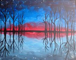 paint places strange places open class friday may 11 2018 painting with a