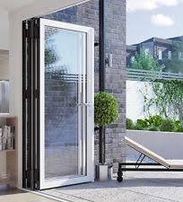 Aluminium Folding Patio Doors Aluminium Folding U0026 Sliding Doors Ebay