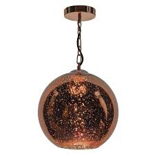 pendant lighting copper finish the lighting book speckle glass globe ceiling pendant with dappled