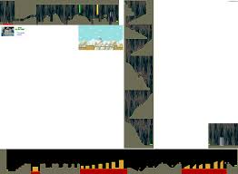 Super Mario World Level Maps by Great Game Super Mario Central