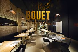bouet restaurant a fusion of food and design kontaktmag