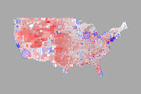 map r us 2004 election map in r