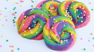 rainbow cookies nerdy nummies youtube