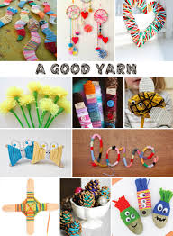 kidstylefile loves craft wool projects for kids kidstylefile