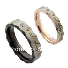 rubber wedding band 2018 stainless steel rainbow rubber striped band wedding ring