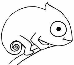chameleon cut out template поиск в google рукотворчество
