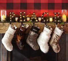Free Shipping Pottery Barn Pottery Barn Bird Decoupage Christmas Stocking Green Amaryllis New