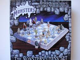 the monsters chess set u2013 game u2013 horrorpedia