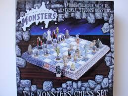 Amazon Chess Set The Monsters Chess Set U2013 Game U2013 Horrorpedia