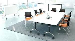Portable Office Desks Office Desk On Wheels Vulcan Sc