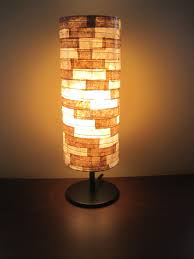 Interesting Lamps by Lighting Interesting Rustic Table Lamps For Placed Contemporary