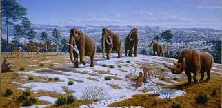 Map Of World Before Ice Age by Pleistocene Epoch Facts About The Last Ice Age