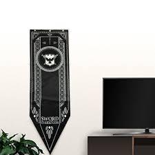 Black Flag Family Limited Westerosi Family House Flag U2013 Nizlar Com