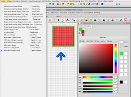262k colors bitmap2lcd software tool blog about glcd displays