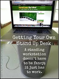 Standing Desk Health Benefits 4 Health Benefits Of A Stand Up Desk