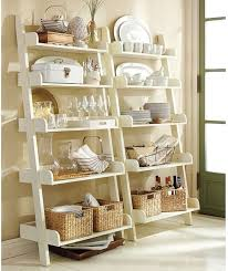 Leaning Bookcase Woodworking Plans by Decorating With Leaning Ladder Shelves Leaning Shelves Are