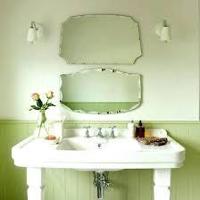 vintage bathroom mirrors beautiful antique bathroom mirrors and 23 vintage bathroom mirror