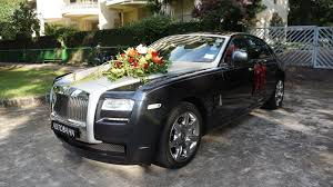 rolls royce ghost car rental the wedding limo co singapore