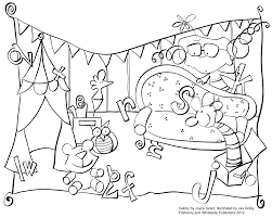 gabby colouring pages joyce grant